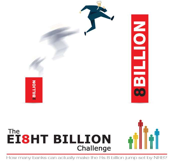 The Eight Billion Challenge