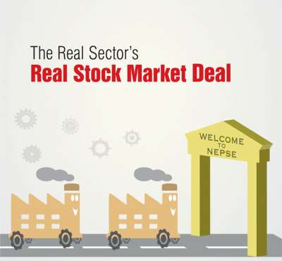 The Real Sector's Real Stock Market Deal