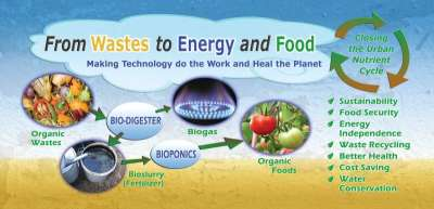 <p>Waste Not, Want Not<br /> New Ways of Urban Farming</p>