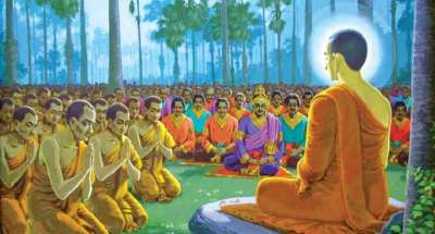 Buddha's Teachings for Effective Management
