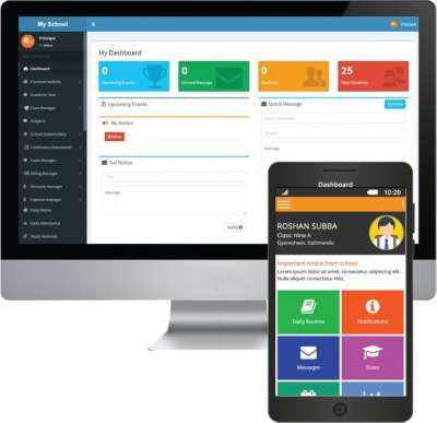 Sajilo School Manager : A Smart Way of School Communication