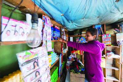 Women's Micro-business Ventures during Early Days