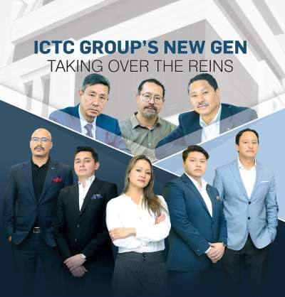 ICTC GROUP'S NEW GEN : TAKING OVER THE REINS