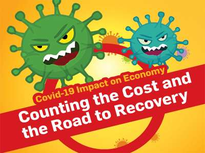 Covid-19 Impact on Economy : Counting the Cost and the Road to Recovery