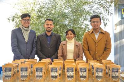 ETHNIK FOODS : Giving Traditional Food a New Market Dimension