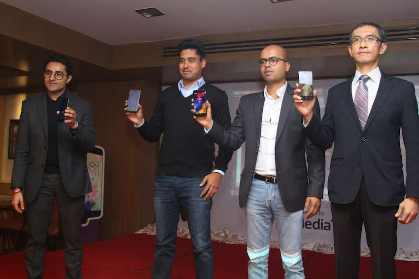 Colors Mobile launches S11 Phone