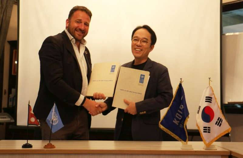 KOICA-UNDP partnership to benefit 10,000 fruit farmers