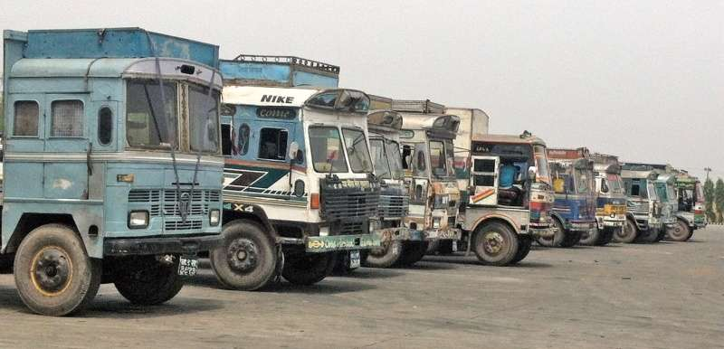 Govt Implements Vehicle and Consignment Tracking System for