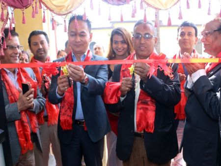 Siddhartha Bank Inaugurates Two New Branches