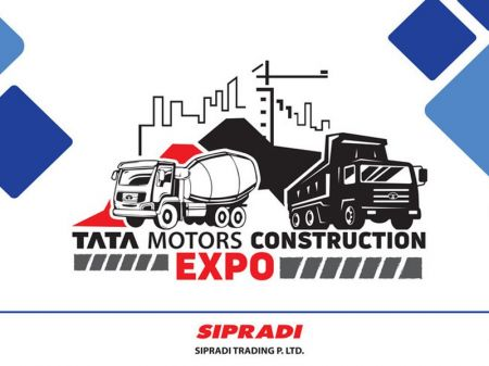 Tata Motors Construction Expo held