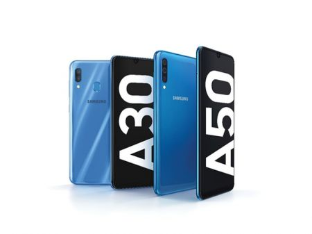 Samsung Launches Galaxy A Series