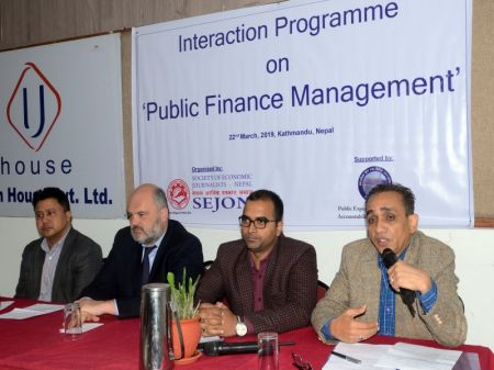 'Public Finance Management a Challenge for Fiscal Federalism'