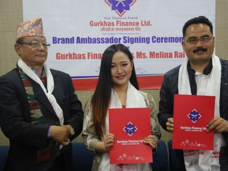 Gurkhas Finance Appoints Melina Rai as Brand Ambassador