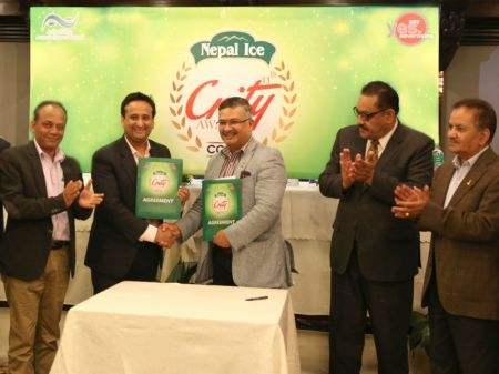 CG to Sponsor Crity Awards