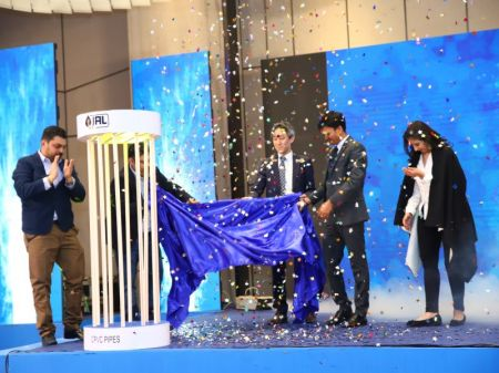 Jal Pipes and Fittings Launched in Nepal