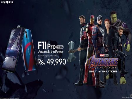 OPPO Launches Marvel's Avengers Limited Edition in Nepal