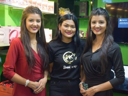 Paras Khadka Inaugurates WK Brand Outlet in Lalitpur