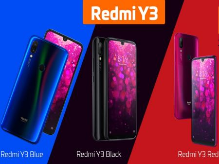 Xiaomi launches Redmi Y3 in Nepal