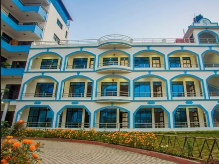 Disabled-friendly Hotel Satyam Starts Operation