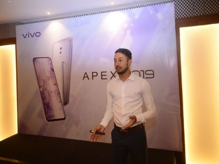 Vivo Launches APEX 2019 in Nepal
