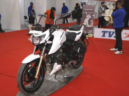 TVS Assembling Plant in the Offing