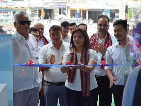 14th Samsung Digital Plaza Opens in Butwal