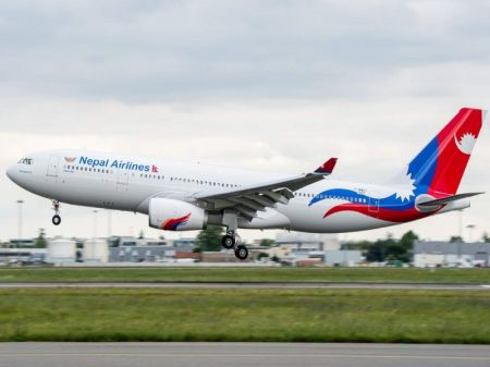 Nepal Airlines Corporation Likely to get AOC from China within a Week