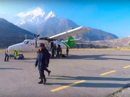 Jomsom Airport Gets a Facelift after 18 Years