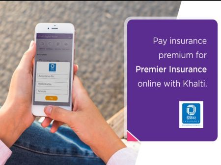Premier Insurance Partners with Khalti for Digital Payment Service