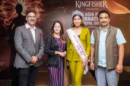 Kingfisher to Sponsor Miss Asia Pacific International Nepal