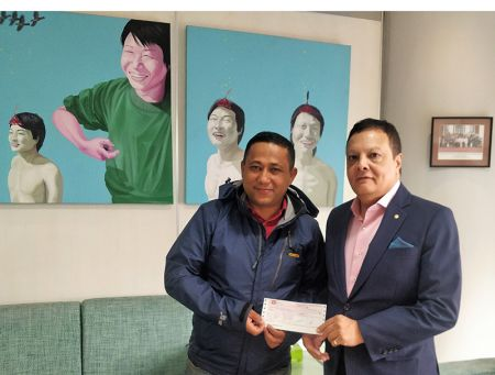 Himalayan Bank Provides Financial Assistance to Teach for Nepal