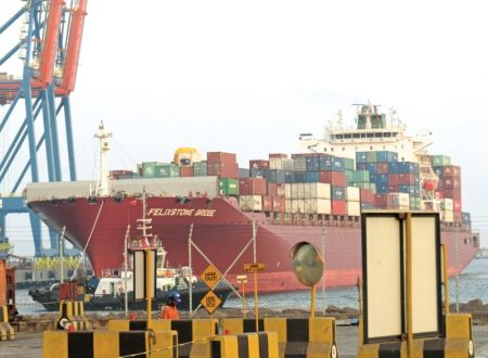 Container Transit to Nepal Shifts to Vizag Port from Kolkata