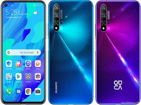 Huawei Launches Nova 5T for Social Media Users