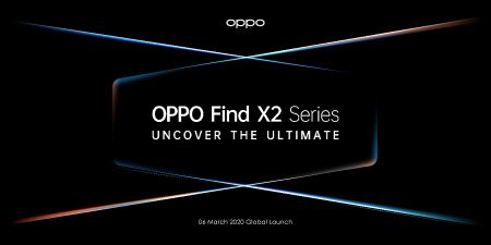 OPPO's Launches 5G Flagship Find X2 series