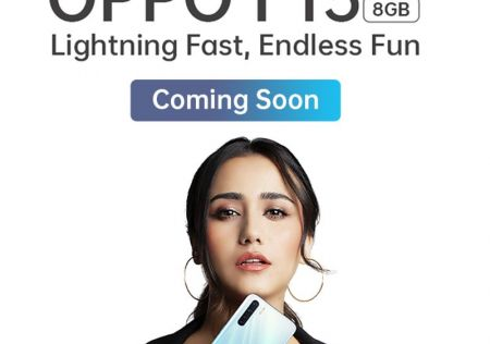 OPPO to Launch F15 in Nepal Soon
