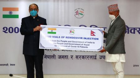 India Pledges to Provide Covid-19 Vaccine to Nepal