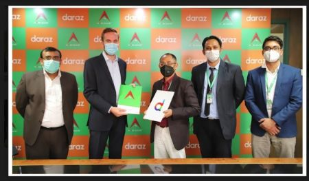 Nabil Bank and Daraz Launch Sarathi Programme to Support SMEs