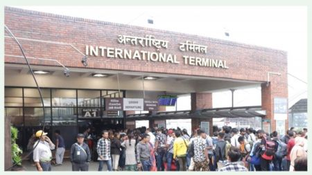 Nepali Citizens Opt for Foreign Employment Despite Risk of Coronavirus