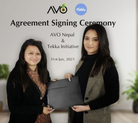AVO joins hands with Aakansha Creation to create jobs for displaced women in Sindhupalchowk