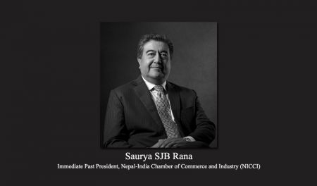 Prominent businessman, Immediate Past President of NICCI Saurya SJB Rana dies