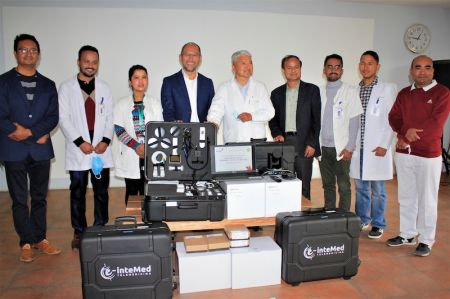 Ncell Starts Telemedicine and Health Informatics Programme in Collaboration with Dhulikhel Hospital