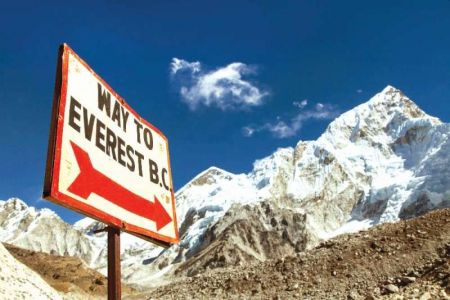 No Infection at Everest Base Camp: Tourism Ministry