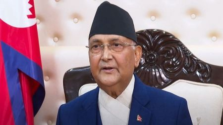 Pandemic is Under Control: PM Oli