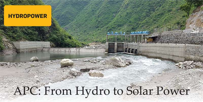 APC: From Hydro to Solar Power