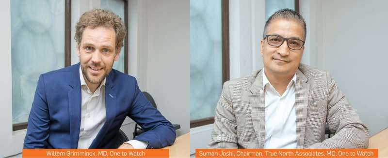 """The aim of our partnership is to develop venture capital and private equity market in Nepal"""