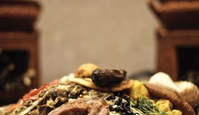 Bon Appétit : Tourism Opportunities through Food