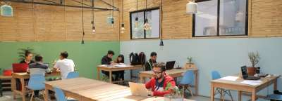 Co-working Spaces : A Hub for Working, Networking and Productivity