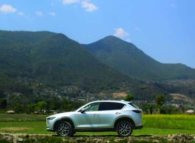 Mazda CX-5 Best in Class