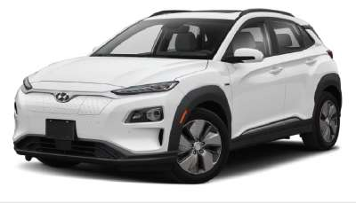 Hyundai Kona Electric The Green Machine