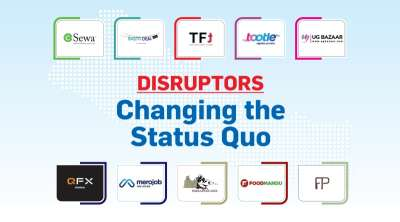 Disruptors : Changing the Status Quo